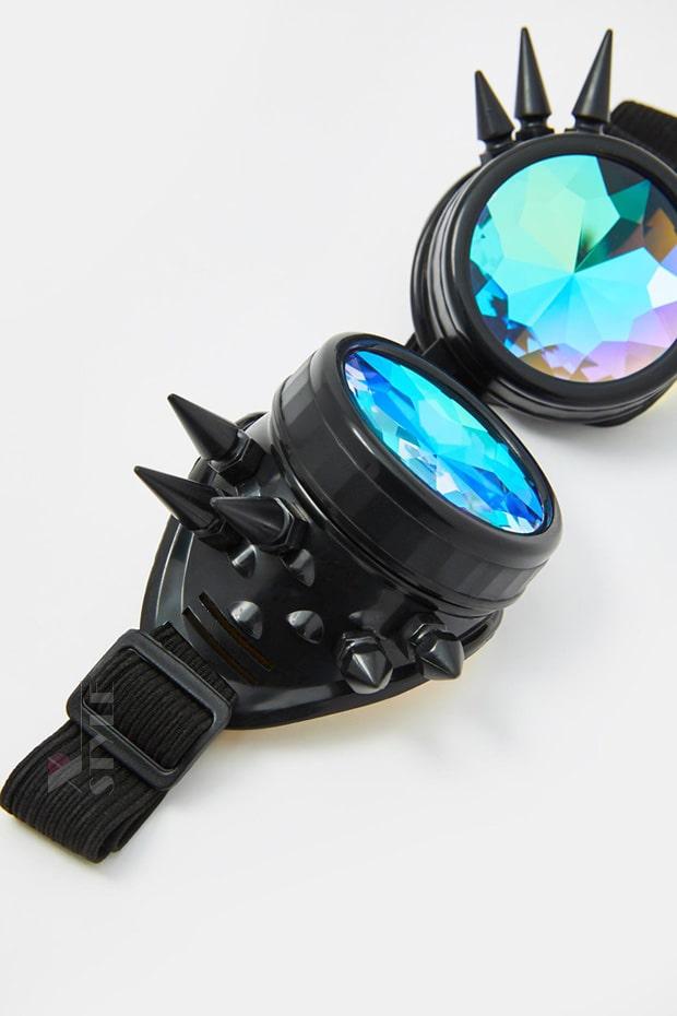 Гогглы калейдоскоп с шипами XTC123, 7