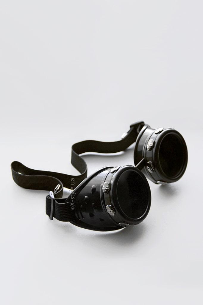 Черные гогглы Skull Summon, 7