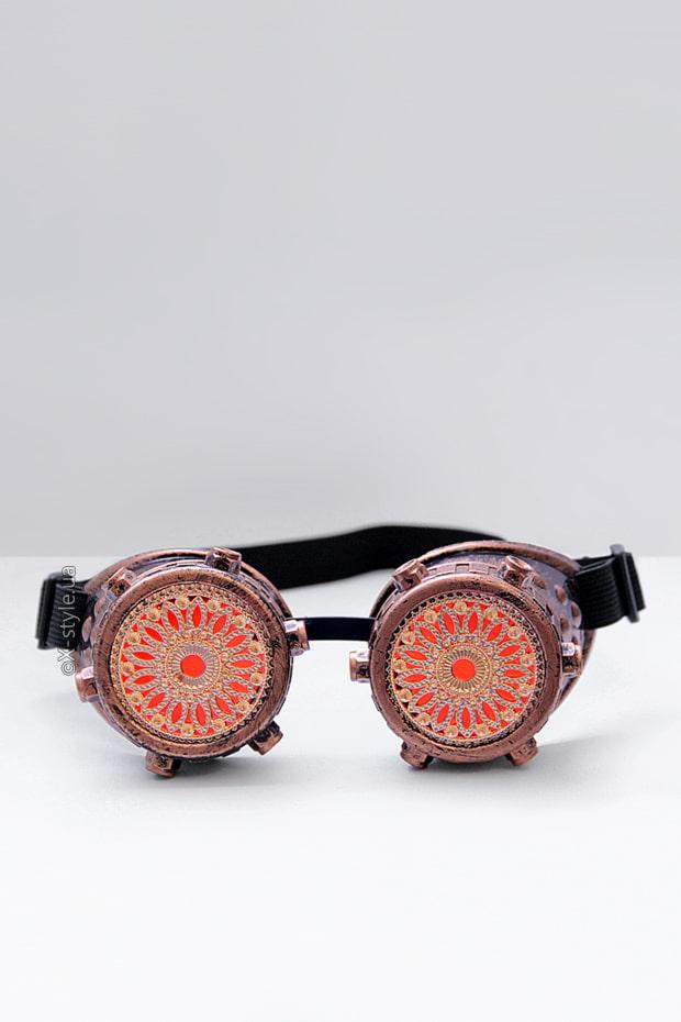 Стимпанк очки Industrial, 5