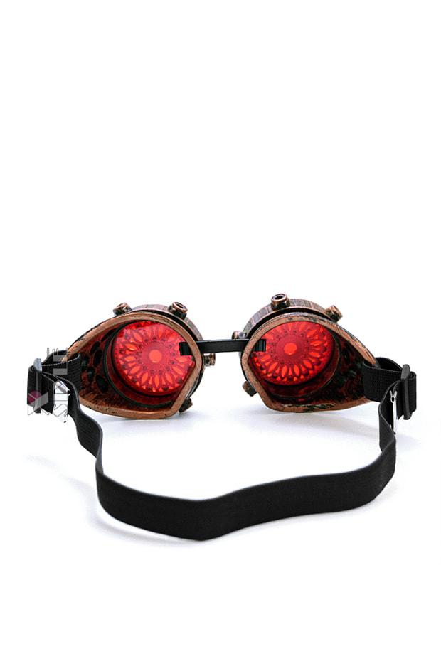 Стимпанк очки Industrial, 3