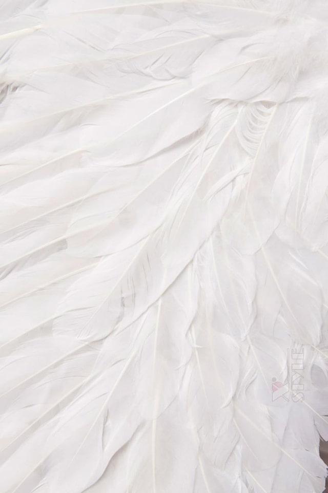 Белые крылья ангела Amynetti, 3