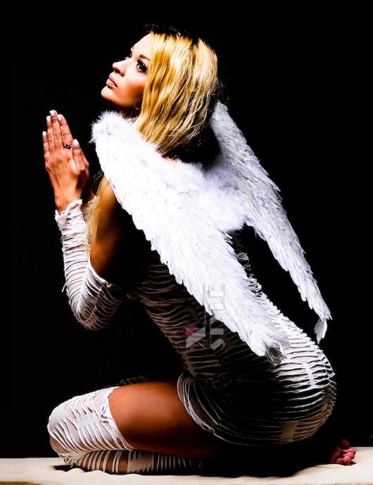 Крылья ангела (80 см)