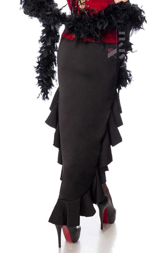 Асимметричная юбка Burlesque Queen, 7