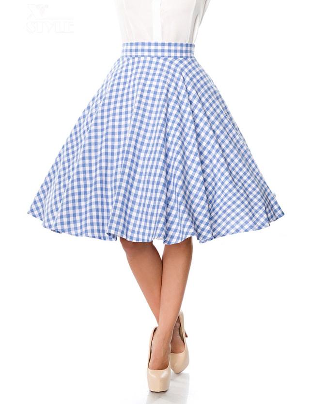 Клетчатая юбка Belsira, 5