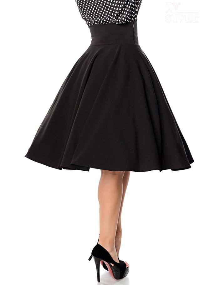 Расклешенная юбка с завышенной талией Belsira, 5